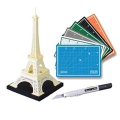 페이퍼나노 에펠탑 세트_(2046647)