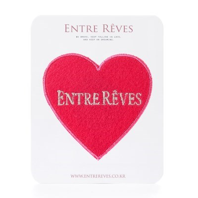 LOVE  ENTRE REVES PATCH