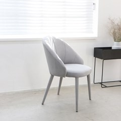 벨라 이지클린 벨벳 식탁 의자