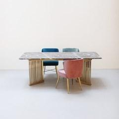 아르테미스 이탈리아 천연대리석 식탁테이블