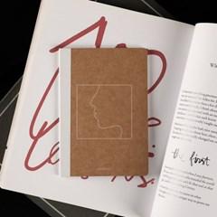 유선 노트 / writing note mini