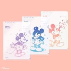 디즈니 페이퍼 폴더 - 미키미니 (3EA)
