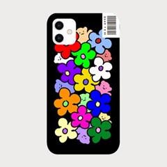 [하드/터프/슬라이드]Vivid Flower_Black