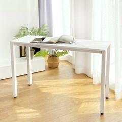 DK9798 스틸프레임 심플 책상 사이드테이블 1200x400 DV_(302910632)