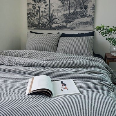 STRIPE BEDDING SET