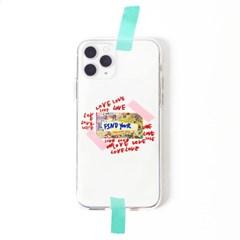 투명케이스_프레임띵 No18 [Find Your Love] Phone Case