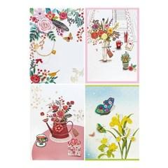 꽃잎사랑 FT1514-1346(4종)
