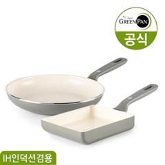 그린팬 멤피스 계란말이팬 + 24cm 프라이팬_(1532530)