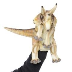 7764-공룡퍼펫(손인형) 트리케라톱스 43cm.L_(1538366)