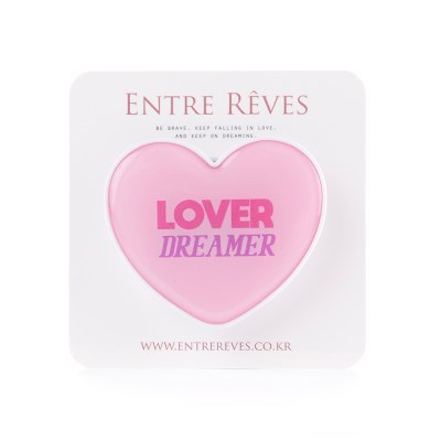 LOVER DREAMER HEART GRIP