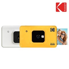 코닥 휴대용 포토프린터 즉석카메라 미니샷2 콤보 C210