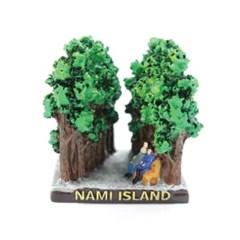 남이섬여름 미니어처 관광기념품