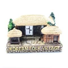 한국민속촌 미니어처 관광기념품