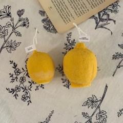 레몬 캔들 2size 4scent