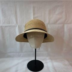 해외여행 여름 동남아 라탄 숏챙 벙거지 버킷햇 모자