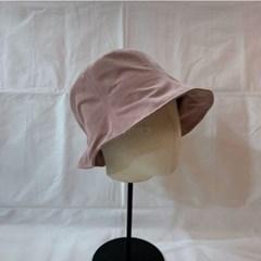 연예인 동백이 뒷주름 기본 패션 벙거지 버킷햇 모자
