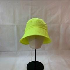 연예인 동백이 왕대두 형광 패션 벙거지 버킷햇 모자