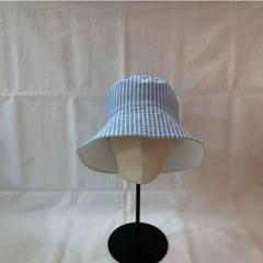 연예인 동백이 스트레이트 양면 벙거지 버킷햇 모자