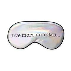 키커랜드 울트라 소프트 수면안대 - 5분만 (TT44)