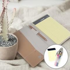 소노마 하드 B5 노트패드+절취노트 30매 3권 스페셜세트