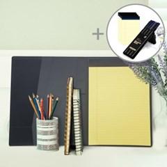 소노마 하드 A4 노트패드+절취노트 50매 5권 스페셜세트