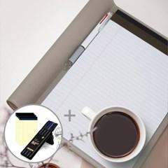 소노마 소프트 A4 노트패드+절취노트 50매 5권 스페셜세트