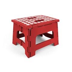 키커랜드 접이식 의자 - 레드 (ZZ12-R)