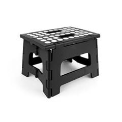키커랜드 접이식 의자 - 블랙 (ZZ12-BK)