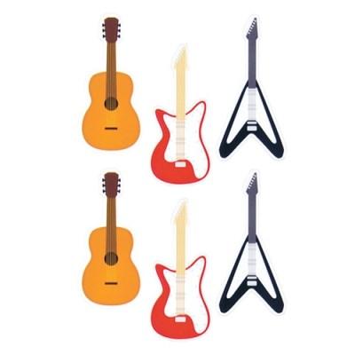 키커랜드 냉장고 자석 - 기타 (6개입) (MG69)