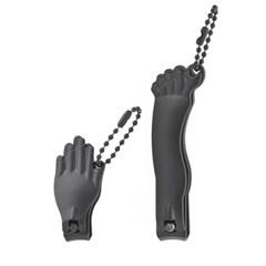 키커랜드 손톱깎이세트 - 손발 블랙 (MN11BK)