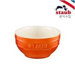 [스타우브] 세라믹 국공기 14cm 오렌지 (ST40511-817)