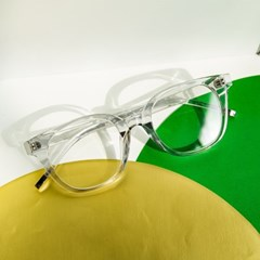 RECLOW E387 GREY CRYSTAL 안경