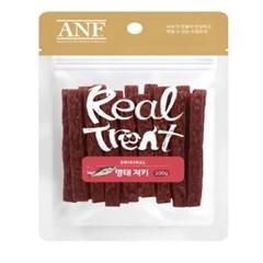 ANF Real Treat 동애등에 명태 져키 100g (bn)