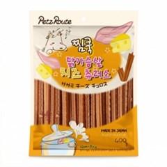 Japan-Petz Route 닭가슴살 치즈 츄러스 400g (bn)