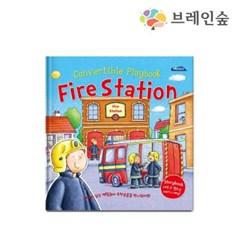 [브레인숲] 입체 역할놀이북 - 소방본부_(2282529)