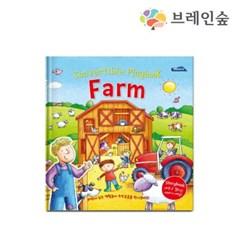 [브레인숲] 입체 역할놀이북 - 농장_(2282531)