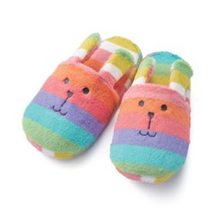 크래프트홀릭 RAINBOW RAB SLIPPER