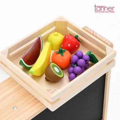 [TANNER]타너 주방/시장놀이 소품(과일세트 5종)