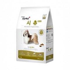 건강백서 - 시츄 전용 사료 (전연령) 2kg (pt)