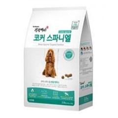 건강백서 - 코커스파니엘 전용사료 (전연령) 2kg (pt)
