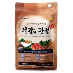 건강백서 - 건강한 관절 (전연령) 사료 2kg (pt)