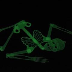 야광해골장식 [90cm]