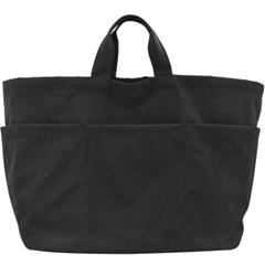 Large Easy Black Ground Bag