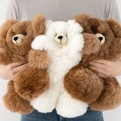 [10X10단독] 귀여운 몸뚱이 위풍당당 알파카 곰돌이인형