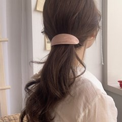 마블 프랑스핀 반묶음 머리핀 한묶음 헤어 자동핀 5color