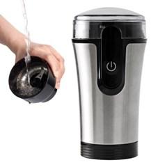 [칼딘] 디테처블 전동 원두 커피 그라인더 분쇄기 KWG-120C