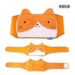 인더스 충전식 온수찜질기 IN-C02(고양이)