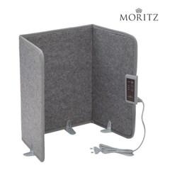 모리츠 신개념 발열 데스크 파티션 히터 MO-D5204SGM