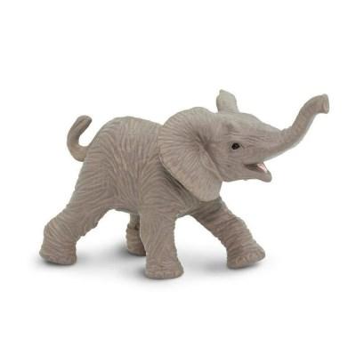 [사파리엘티디] 238529 아기아프리카코끼리 동물피규어