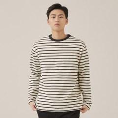 핀 스트라이프 티셔츠_SPLSA12C05
